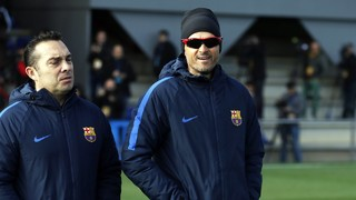 Luis Enrique: Players ready for 'tough tie' in Bilbao