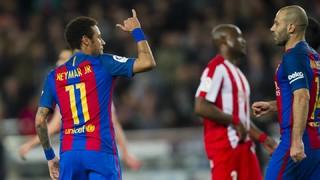 Els millors detalls tècnics del Barça-Sporting