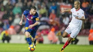 FC Barcelona 2 - Sevilla 1 (3 minutos)