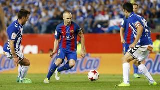 FC Barcelona 3 - Alavés 1 (3 minutes)