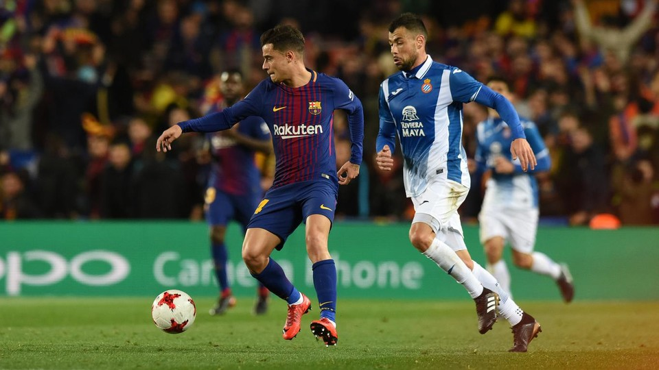 Maillot THIRD FC Barcelona Coutinho