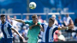 Espanyol B 0 - FC Barcelona B 2