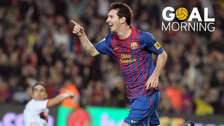 Goal Morning! Fàcil... per a Leo Messi
