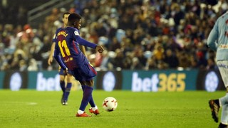 Dembélé back in action after 110 days out