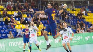 FC Barcelona Lassa 36 - Puente Genil 24 (Lliga Asobal)