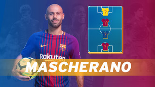 My Top 4: Javier Mascherano reveals his heroes
