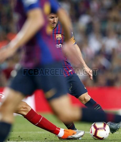 صور مباراة : برشلونة - جيرونا 2-2 ( 23-09-2018 )  99596610