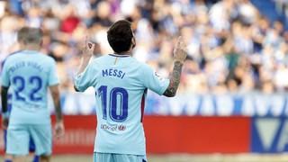 Alavés 0 - FC Barcelona 2 (1 minute)