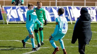 Real Madrid 0 - Benjamí A 2 (Final ISCAR CUP)