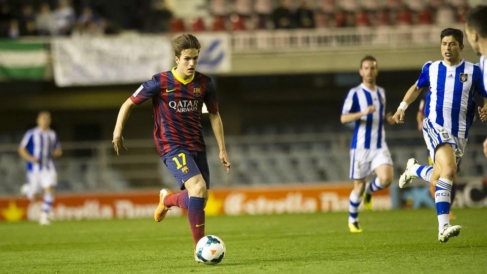 Maillot THIRD FC Barcelona Denis Suárez