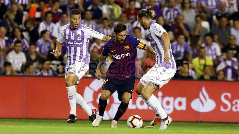 صور مباراة : بلد الوليد - برشلونة 0-1 ( 25-08-2018 )  96710211