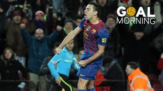 ¡¡GOAL MORNING!! ¡Recuerda este gol de Xavi Hernández!