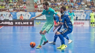 Movistar Inter 6 - FC Barcelona Lassa 1 (Final Playoffs LNFS)