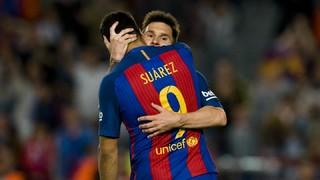 FC Barcelona 4 - Eibar 2 (3 minuts)