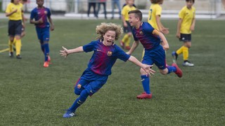 Top 5 La Masia goals from May 5-6, 2018