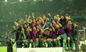 FC Barcelona 1 - PSG 0 (Cup's Winners Cup)