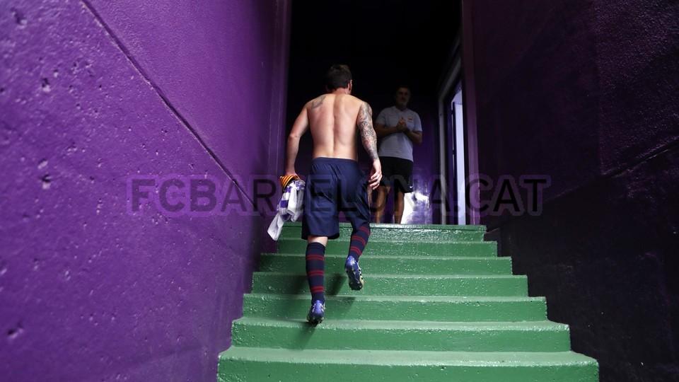 صور مباراة : بلد الوليد - برشلونة 0-1 ( 25-08-2018 )  96768581