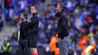 Luis Enrique: The rhythm, I believe, benefitted us...It was a well-deserved win