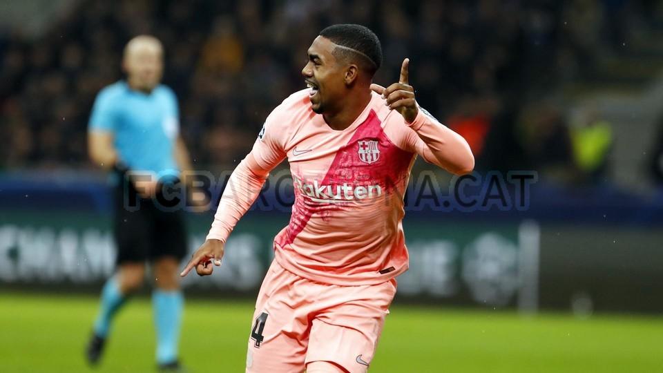 صور مباراة : إنتر ميلان - برشلونة 1-1 ( 06-11-2018 )  102164549