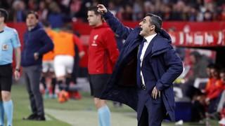 """Valverde: """"La insistencia ha tenido premio"""""""