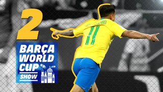 Segundo programa de 'The Barça World Cup Show'