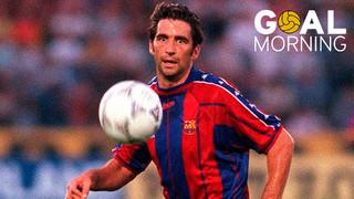 GOAL MORNING!! Avui fa 20 anys de la Copa del Rei guanyada al Betis