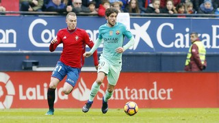 Sergi Roberto: We need to keep playing like this