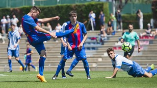 Five more spectacular goals from La Masia