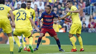 Neymar Jr's number one victim: Villarreal