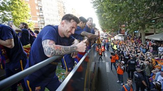 """Lionel Messi: """"Millor que aquí no estaré enlloc"""""""