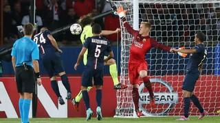 Paris Saint Germain 3 - FC Barcelona 2 (fase de grupos 2014-15)