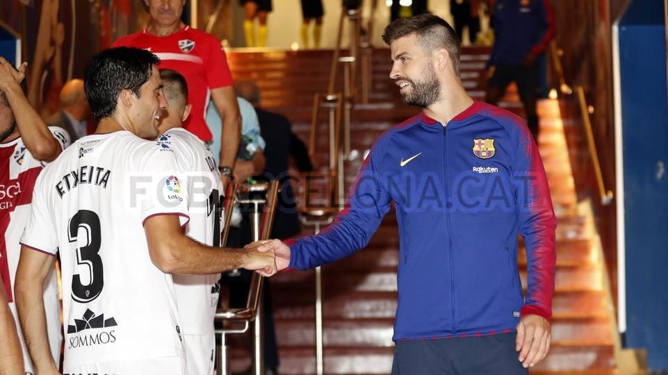 صور مباراة : برشلونة - هويسكا 8-2 ( 02-09-2018 )  97495366
