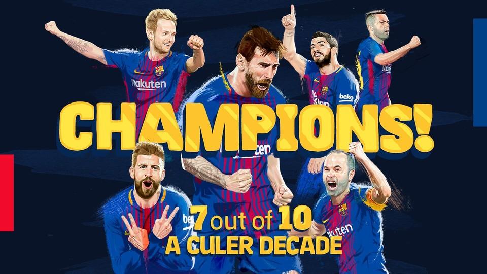 Chấm điểm kết quả Deportivo 2-4 Barcelona