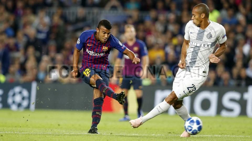 صور مباراة : برشلونة - إنتر ميلان 2-0 ( 24-10-2018 )  101520966