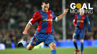 Goal Morning! Have a nice weekend with Gianluca Zambrotta!