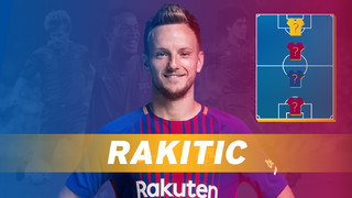 My Top 4: Rakitic reveals his heroes