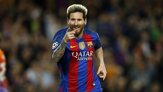 Maestro Messi shows the way