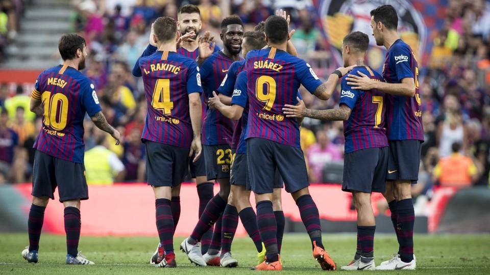 عشرة من نجوم برشلونة مرشحون لجائزة FIFA FIFPro لعام 2018 98108231