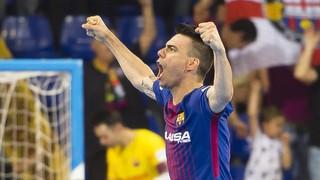 Los mejores goles de la temporada 2017/18 de fútbol sala