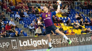 Helvetia Anaitasuna 29-32 Barça Lassa: And the wins keep coming
