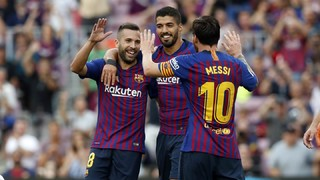 FC Barcelona - SD Huesca (2 minutos)