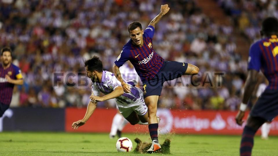 صور مباراة : بلد الوليد - برشلونة 0-1 ( 25-08-2018 )  96710217