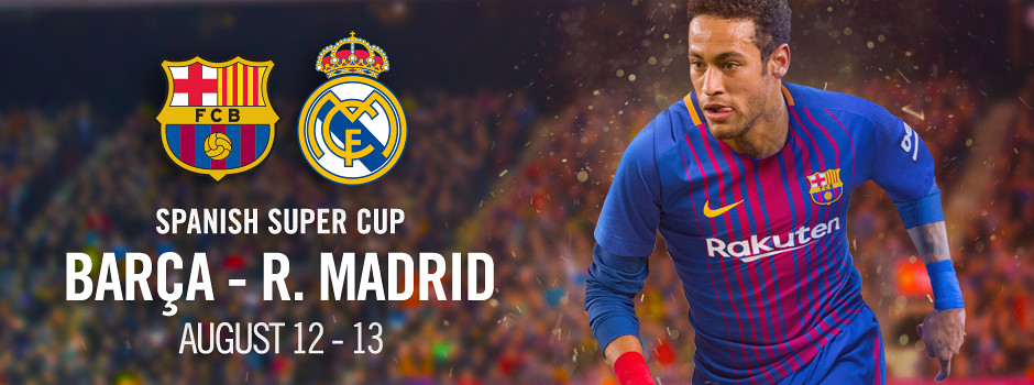 Supercup tickets on sale soon