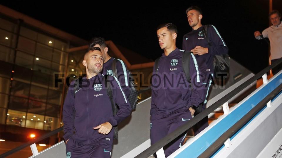 صور مباراة : رايو فاليكانو - برشلونة 2-3 ( 03-11-2018 )  102064201