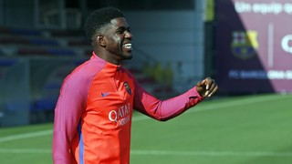 Samuel Umtiti is the wall