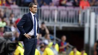 """Ernesto Valverde: """"Messi fa coses extraordinàries i les converteix en rutinàries"""""""