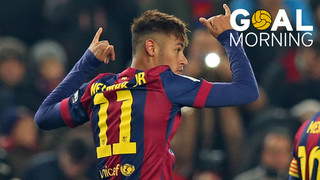 ¡Goal Morning! ¡Felicidades Neymar Jr!