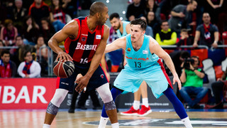 Baskonia - Barça Lassa: Game lost in the first quarter in Vitoria (96-72)