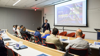 Barça Innovation Hub organise a summit on sports leadership at Georgetown University