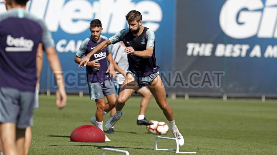 تدريبات مكثفة في برشلونة استعداداً لمباراة الأحد ضد جيرونا 21-09-2018 99246922